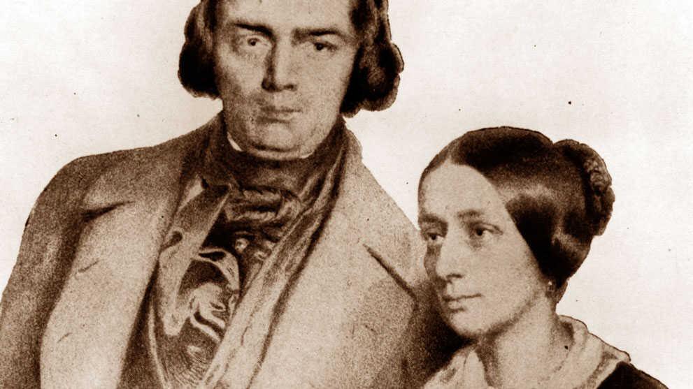 Robert Schumann: A Romantic Hero