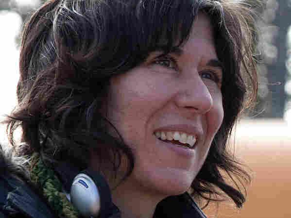 Debra Granik, director of the movie 'Winter's Bone'