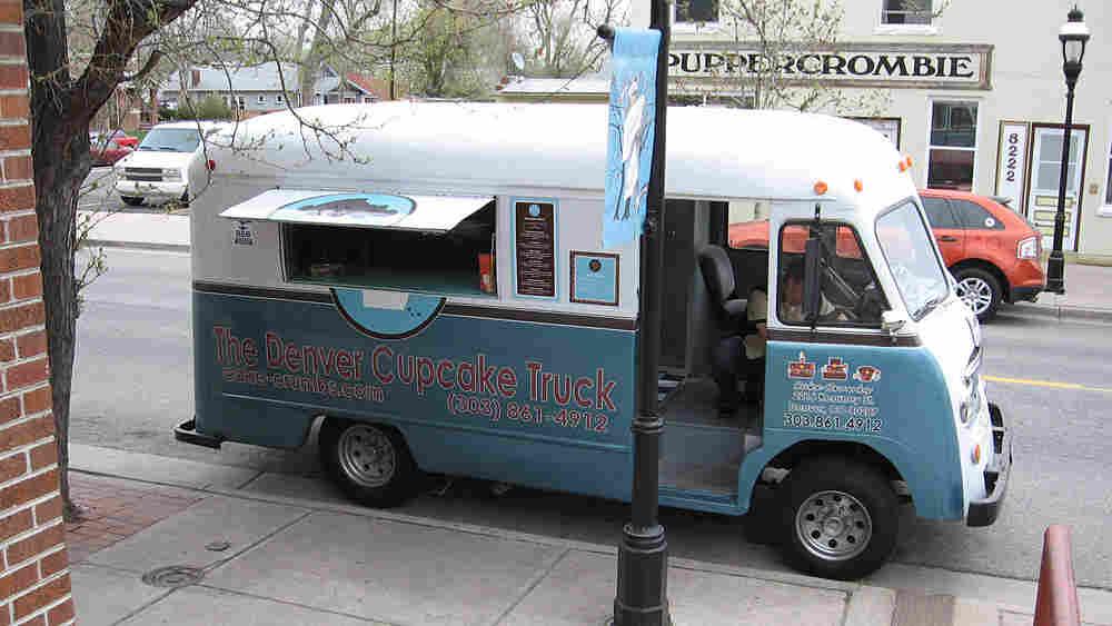 The Cupcake Truck in Denver