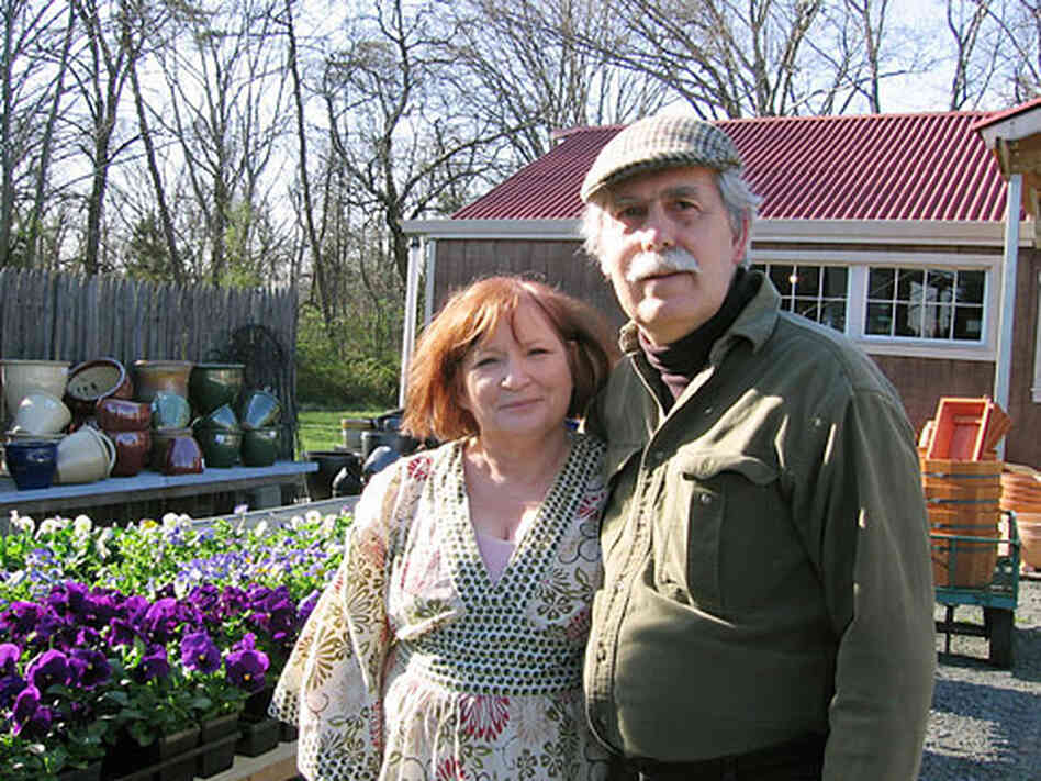 Tom and Joyce DeBaggio in 2007.