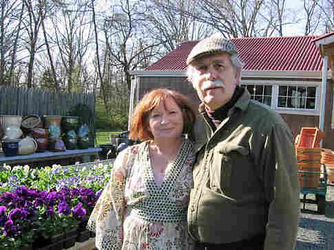 Tom and Joyce DeBaggio in 2007.