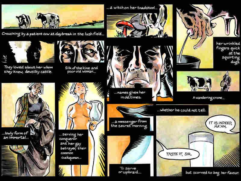Ulysses Comic Book