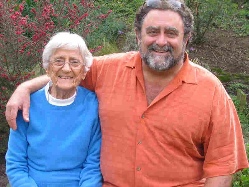 Fallon and his mother, Jenny Fallon
