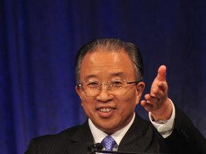 Chinese Premier Dai Bingguo