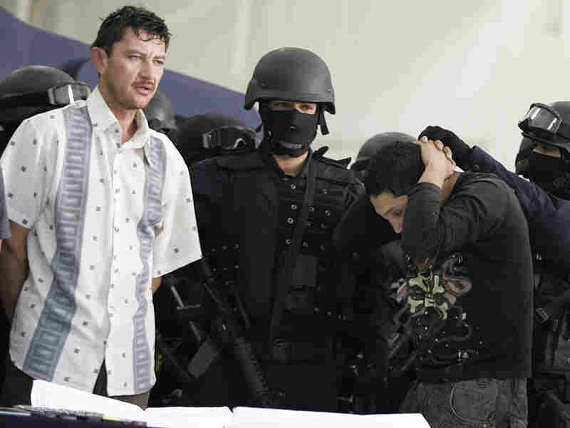 Alleged drug dealers for Sinaloa cartel