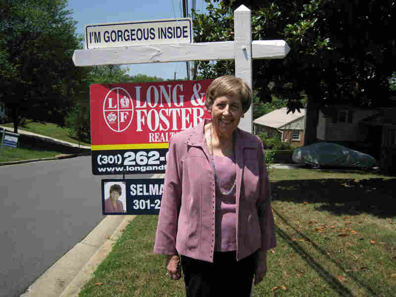 Selma Jager has been selling real estate in Prince George's Country, Md., for 38 years.