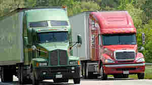 Truckers On A Roll: Freight Business Accelerating