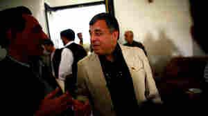 Kandahar's governor Tooryalai Wesa