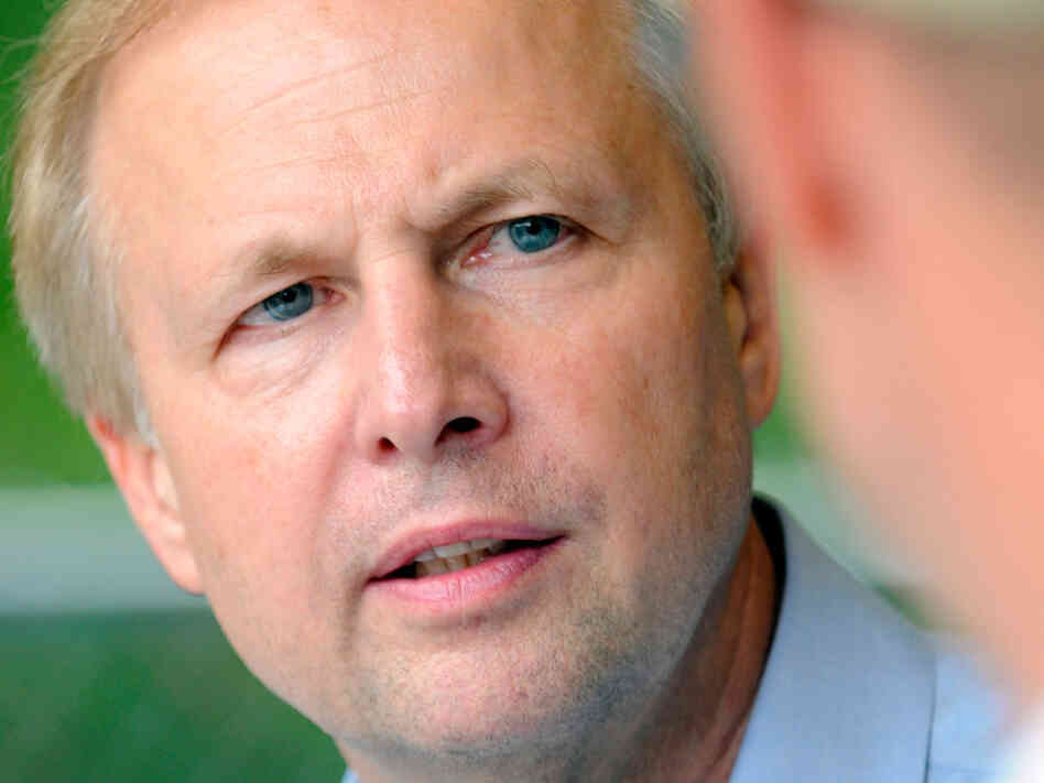 Bob Dudley, the BP executive who will replace CEO Tony Hayward