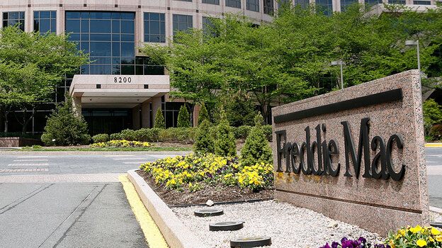 Freddie Mac and Fannie Mae are quickly becoming the most expensive part of the financial meltdown. As of April, the two companies were sitting on more than 160,000 foreclosed homes. (Getty Images)