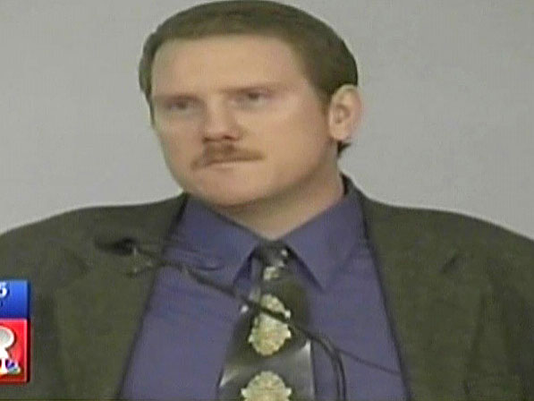 Brad Waldroup takes the stand in 2009.