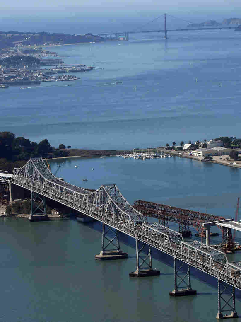 San Francisco Bay. Justin Sullivan/Getty Images
