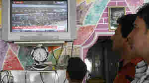 Iraq's TV Screens Reflect Sectarian Divide