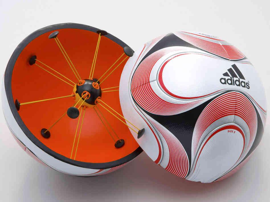 ball goal line technology soccer adidas fifa balls football cup bad apologizes calls sports