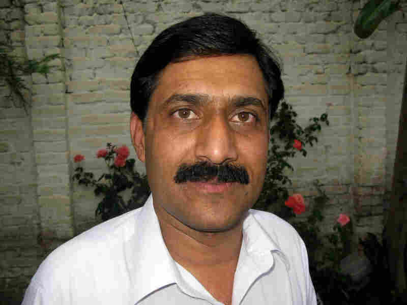 Zia Uddin Yousafzai, human rights advocate in Swat