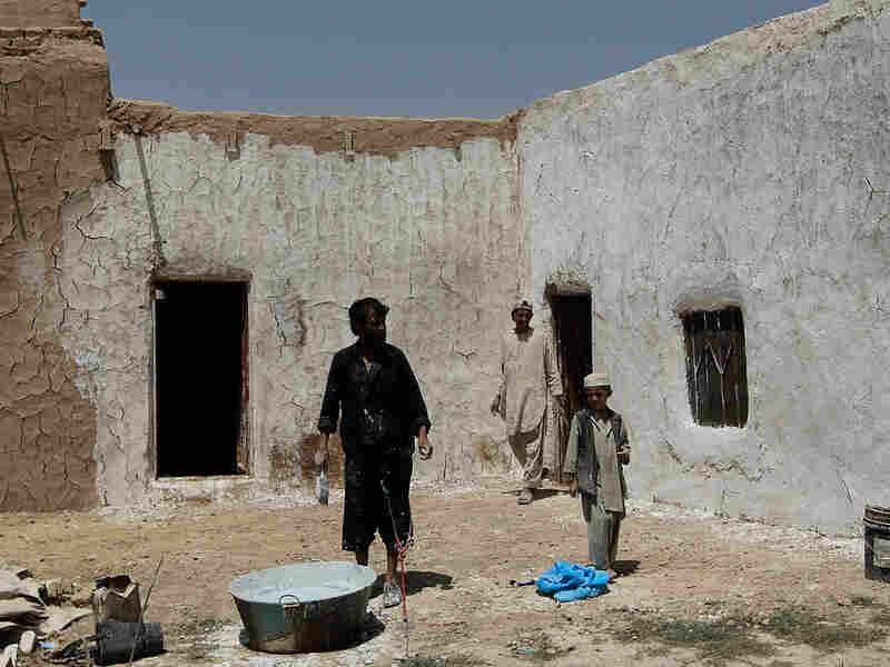 Pashtun Villagers