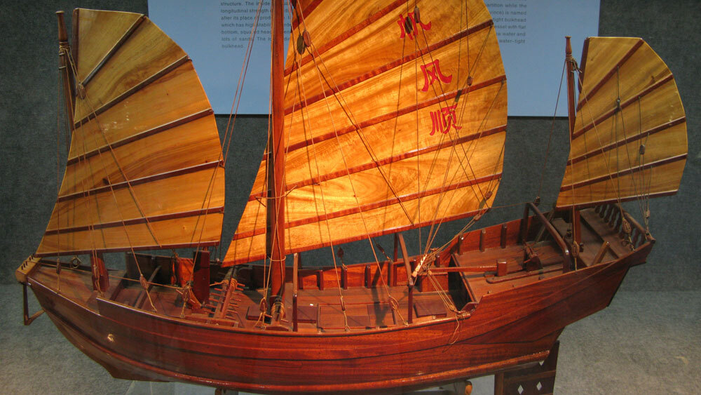 the  u0026 39 other u0026 39  silk road  china peers into maritime past   npr
