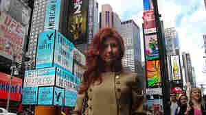 This image from a Russian social networking website shows a woman identified as Anna Chapman.