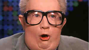 Martin Short as 'Jiminy Glick'