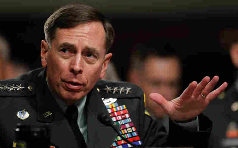 Gen. David Petraeus testifies on Cap