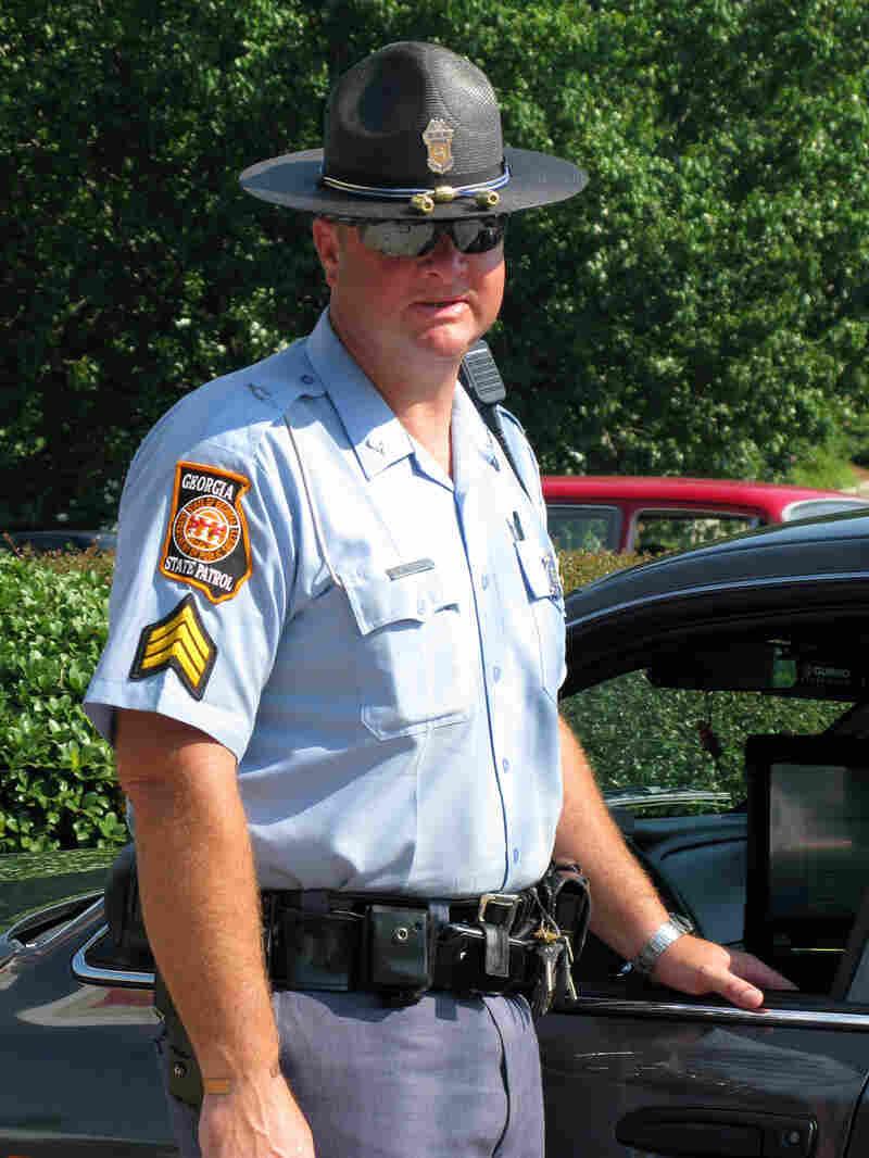 Sgt. Robert Moody of the Georgia State Patrol