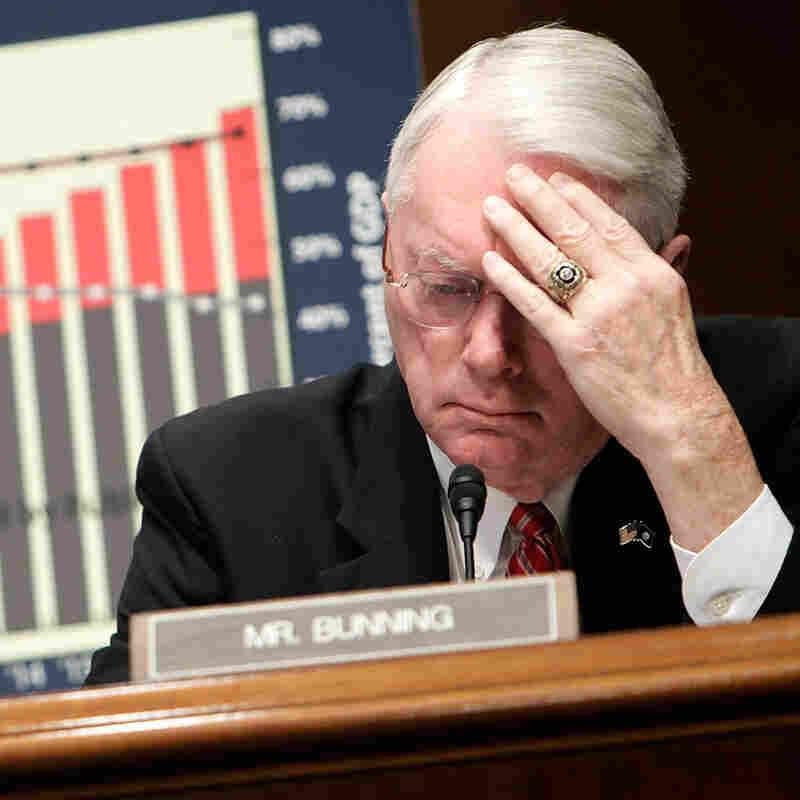 Jobless Benefits End, Senate Exits, History Repeats