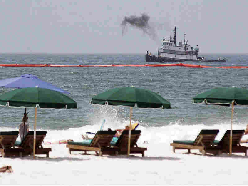 Thousands of tourists will be changing vacation plans this summer because of the Gulf oil spill.