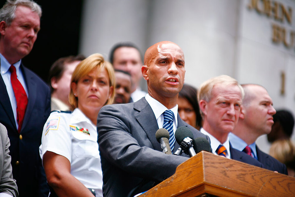 """Two years ago, when the D.C. handgun ban was lifted, D.C. Mayor Adrian Fenty said, """"I am disappointed in the court's ruling and believe that more handguns in the District of Columbia will only lead to more handgun violence."""""""
