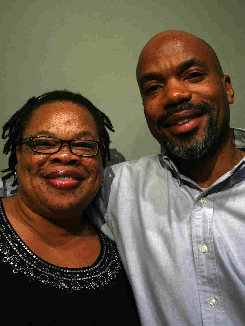 Lillie Love spoke about her lifetime goals in a conversation with Anthony Knight in Atlanta.