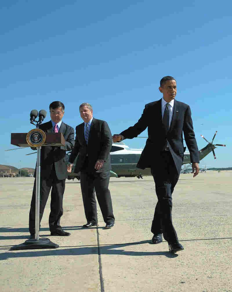 President Obama. Mandel Ngan/AFP/Getty Images