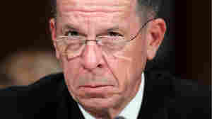 Michael Mullen testifies in Washington on the Defense Department's fiscal 2011 budget