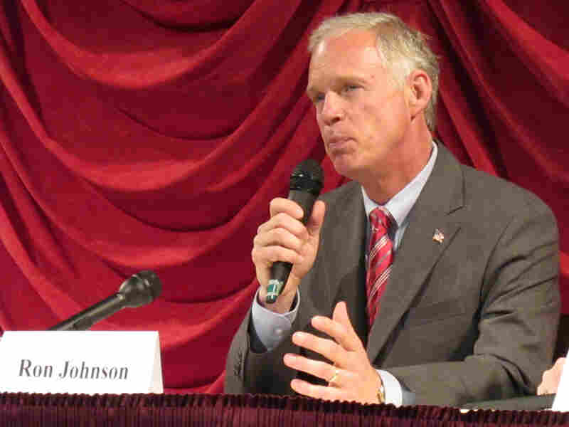 Ron Johnson, Republican candidate for Senate in Wisconsin