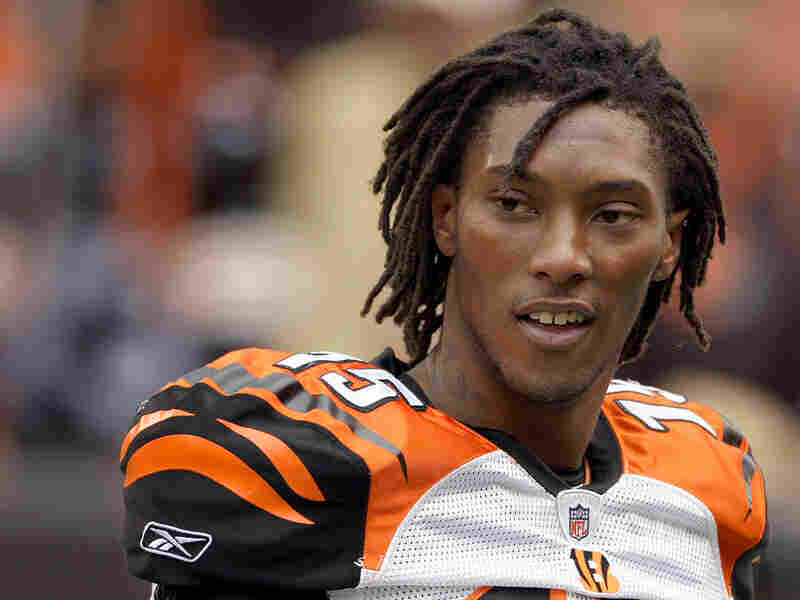 Cincinnati Bengals wide receiver Chris Henry died last year.