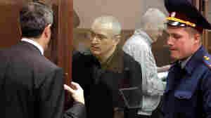 Former Yukos CEO Mikhail Khodorkovsky