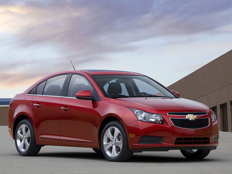 """There is a lot riding on the 2011 Chevrolet Cruze. The president of GM's North American operations has called the Lordstown plant, where the Cruze is manufactured, """"ground zero"""" in the resurgence of the company."""