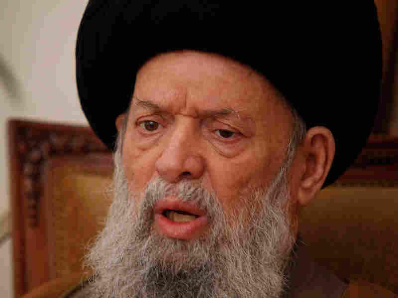 Ayatollah Mohammed Hussein Fadlallah