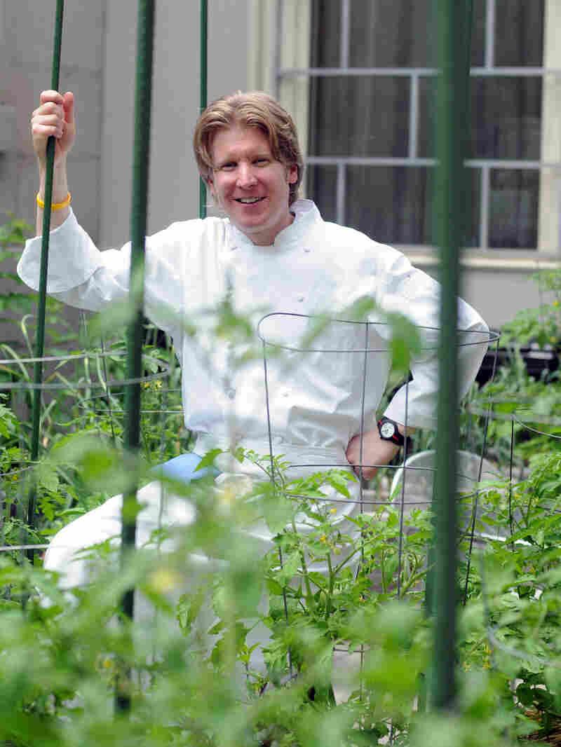 Chef Robert Weland