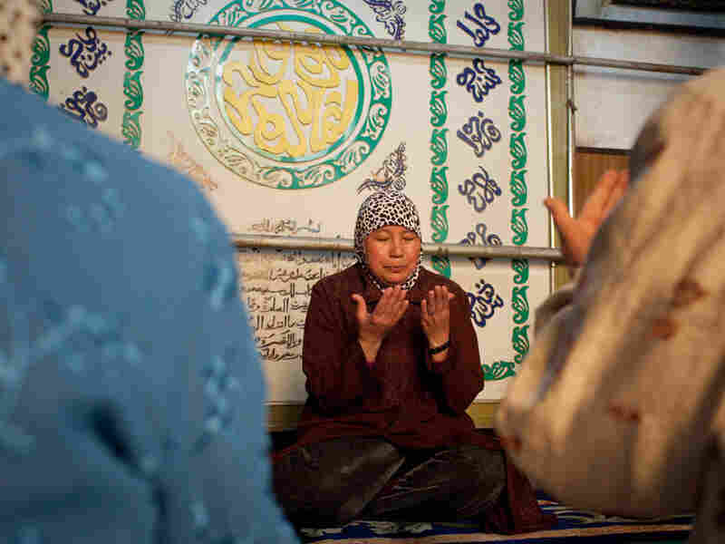 Yao Baoxia, a female imam in Kaifeng, central China