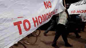 U.S. Church Lends Help To Anti-Gay Ugandan Pastor