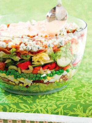 24-Hour Picnic Salad