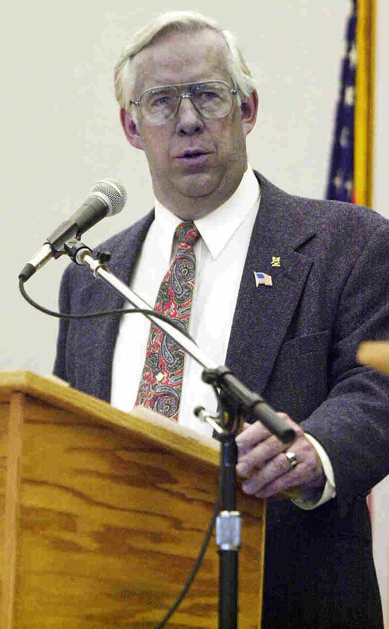 U.S. Senatorial candidate Stan Jones. John W. Liston/AP