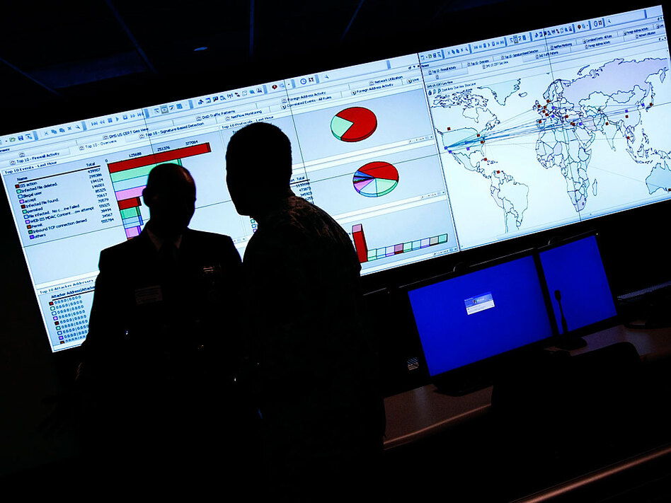 The U.S. Computer Emergency Readiness Team/National Cybersecurity and Communications Integration Center is designed to help protect the technical infrastructure of the United States. (Win McNamee/Getty Images)
