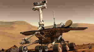 NASA Waits For Spirit To Send Signal From Mars