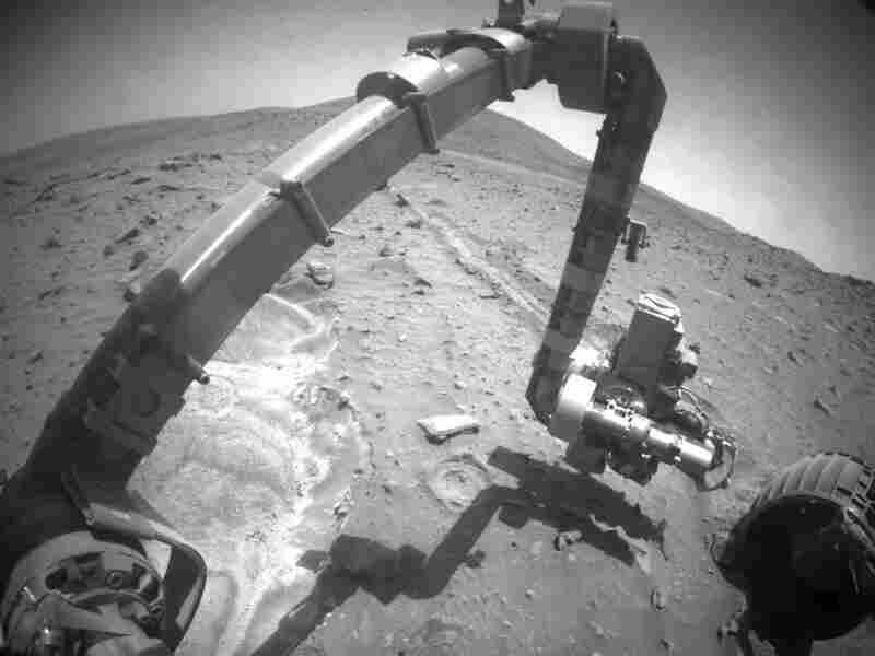 NASA's Mars Exploration Rover Spirit