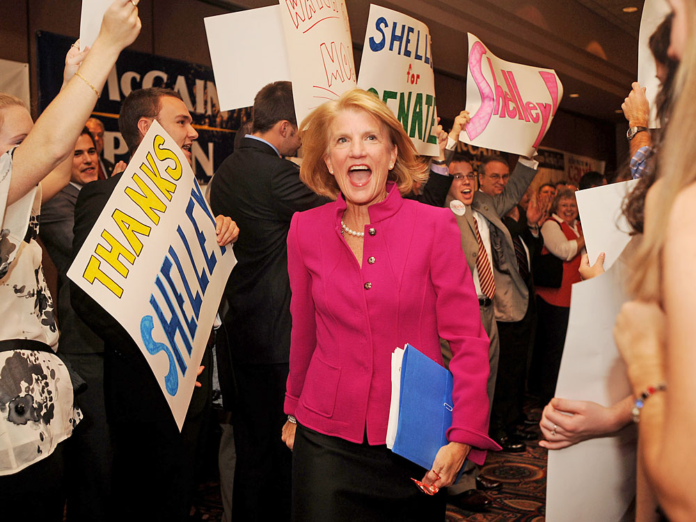 West Virginia Senate Race Is On, Capito Could Run For 2