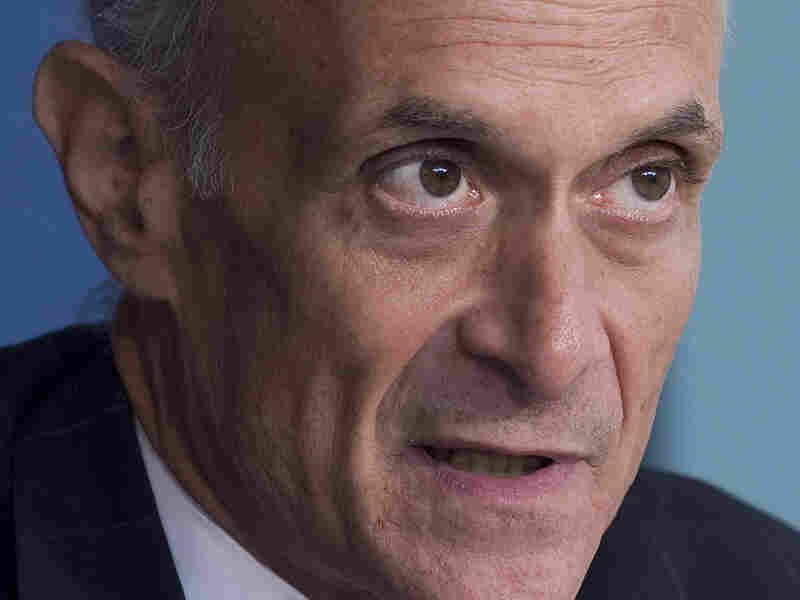 Former Homeland Security Secretary Michael Chertoff, pictured in 2009.