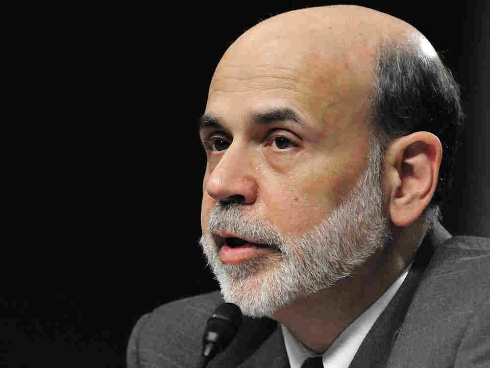 Federal Reserve Chairman Ben Bernanke testifies Wednesday before the Senate Banking Committee.