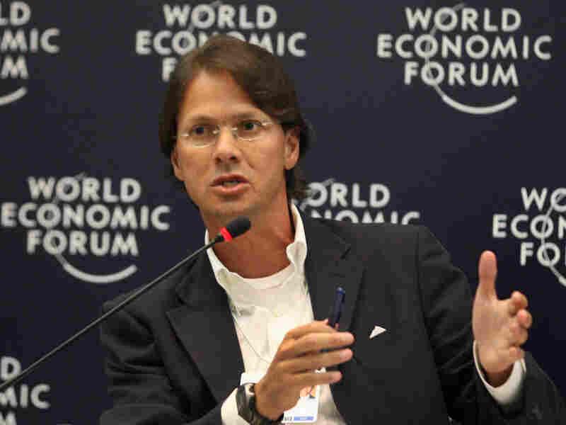 Lorenzo Mendoza, CEO of Empresas Polar, one of Venezuela's largest conglomerates