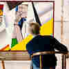 Colors, Comics And Cutouts: What Roy Lichtenstein Saw