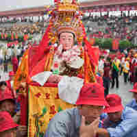 China's Leaders Harness Folk Religion For Their Aims